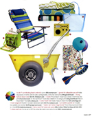 Room Creative Press Rio Beach Chair